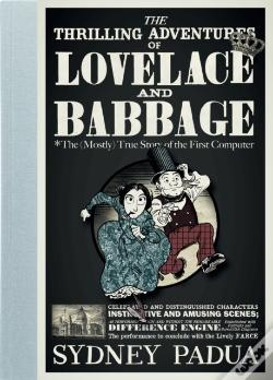 Wook.pt - Thrilling Adventures Of Lovelace And Babbage
