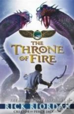 Throne Of Fire 2 Signed Edition