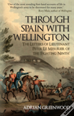 Wook.pt - Through Spain With Wellington