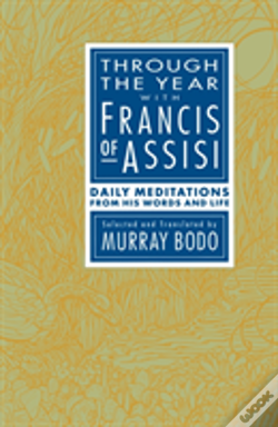 Wook.pt - Through The Year With Francis Of Assisi
