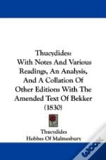 Thucydides: With Notes And Various Readi