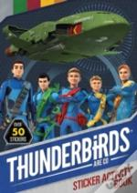 Thunderbirds Are Go Sticker Activity