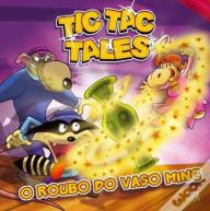 Tic Tac Tales - O Roubo do Vaso Ming