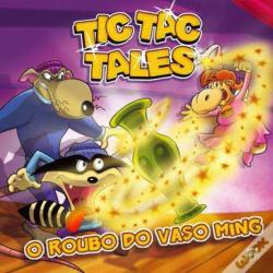 Wook.pt - Tic Tac Tales - O Roubo do Vaso Ming