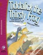 Tiddalick The Thirsty Frogband 14/Ruby