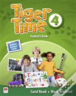 Tiger Time Level 4 Student'S Book Pack
