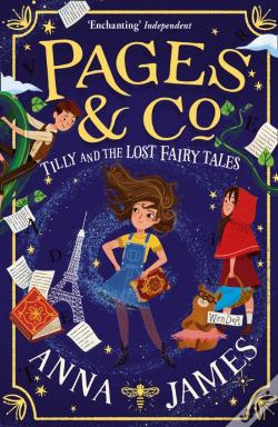 Wook.pt - Tilly and the Lost Fairytales