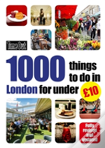 Time Out 1000 Things To Do In London For Under Gbp10