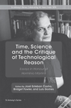 Wook.pt - Time, Science And The Critique Of Technological Reason