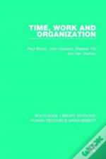 Time Work And Organization Rle H