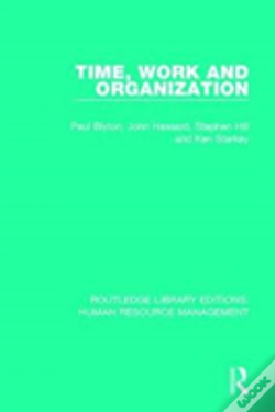Wook.pt - Time Work And Organization Rle H