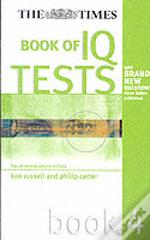 'Times' Book Of  Iq Tests