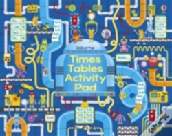 Wook.pt - Times Table Activity Pad