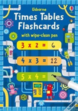 Wook.pt - Times Tables Flash Cards