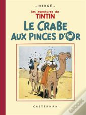 Tintin 9 Le Crabe Aux Pince D'Or N&B (Pf