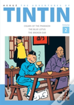 Tintin Adventures Of Vol 2 Hb