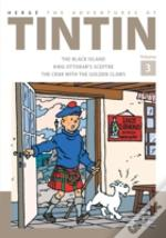 Tintin Adventures Of Vol 3 Hb