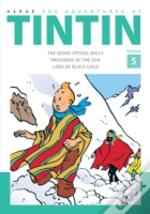 Tintin Adventures Of Vol 5 Hb