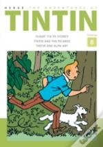 Tintin Adventures Of Vol 8 Hb