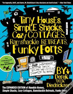 Wook.pt - Tiny Houses, Simple Shacks, Cozy Cottages, Ramshackle Retreats, Funky Forts