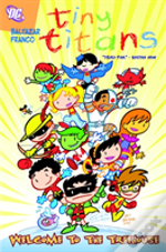 Tiny Titans Tp Vol 01 Welcome To The Treehouse