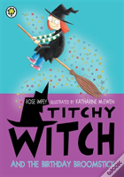 Wook.pt - Titchy Witch The Birthday Broo Ne