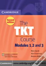 Tkt Course Modules 1, 2 And 3