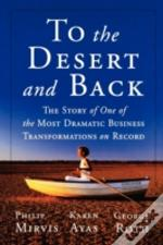 To The Desert And Back