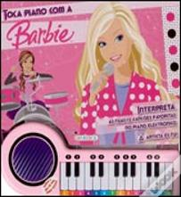 Toca Piano Com a Barbie