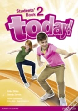 Wook.pt - Today! 2 Students Book Standalone