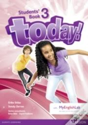 Today! 3 Students Book For Mel Pack
