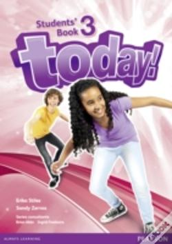 Wook.pt - Today! 3 Students Book Standalone