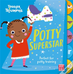 Wook.pt - Toddler Triumphs: Potty Superstar