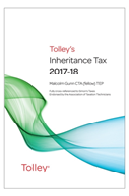 Tolley'S Inheritance Tax 2017-18