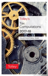 Tolley'S Tax Computations 2017-18