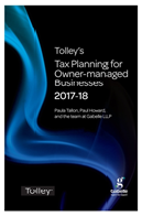 Tolley'S Tax Planning For Owner-Managed Businesses 2017-18