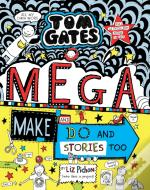 Tom Gates Mega Make & Do & Stories Too