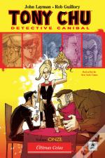Tony CHU Detective Canibal vol. 11