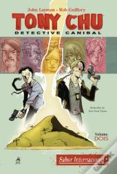 Tony CHU Detective Canibal vol. 2