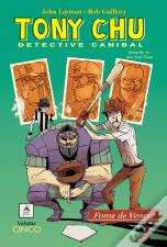 Tony CHU Detective Canibal vol. 5
