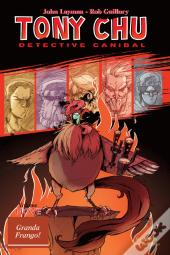 Tony CHU Detective Canibal vol. 9