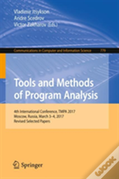 Tools And Methods For Program Analysis