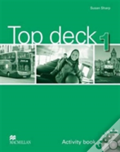 Top Deck Level 1 Activity Book And Cd Rom