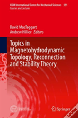 Wook.pt - Topics In Magnetohydrodynamic Topology, Reconnection And Stability Theory