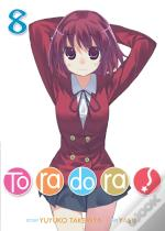 Toradora Light Novel Vol 8