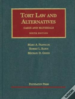 Wook.pt - Tort Law And Alternatives