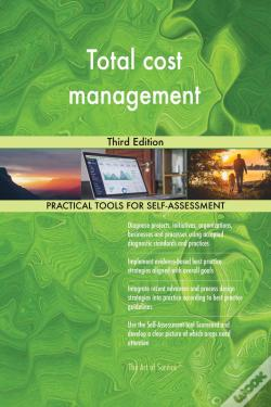 Wook.pt - Total Cost Management Third Edition