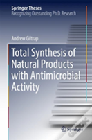 Total Synthesis Of Natural Products With Antimicrobial Activity
