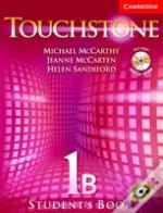 Touchstone Student'S Book 1b With Audio Cd/Cd-Rom