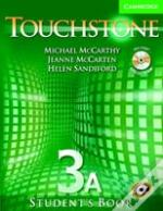 Touchstone Student'S Book 3a With Audio Cd/Cd-Rom